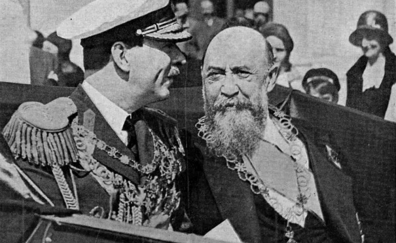 Români celebri în străinătate. Nicolae Iorga