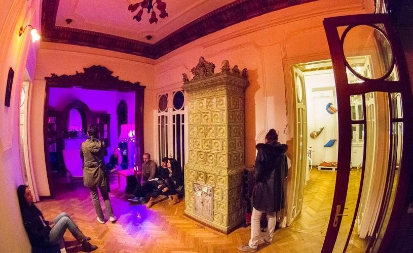 Noaptea Caselor – circuritul nocturn prin casele Bucureştiului, pe 23 septembrie