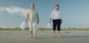 """Vlad Ivanov și Adrian Titieni, în """"Capace"""". Avanpremiera filmului, sâmbătă, 12 august, la """"Anonimul"""""""
