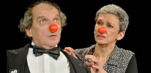 Oana Pellea și Sandu Gruia în Festivalul de la Turda