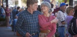 Undeva, cândva... Robert Redford & Jane Fonda
