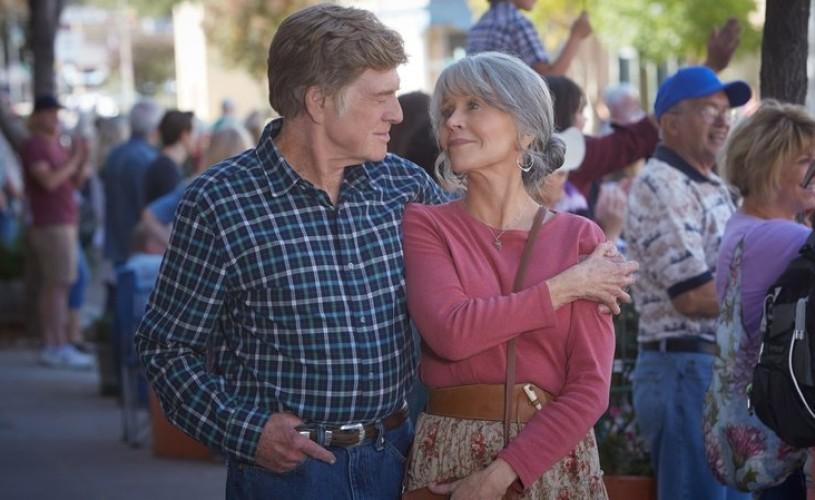 Undeva, cândva… Robert Redford & Jane Fonda