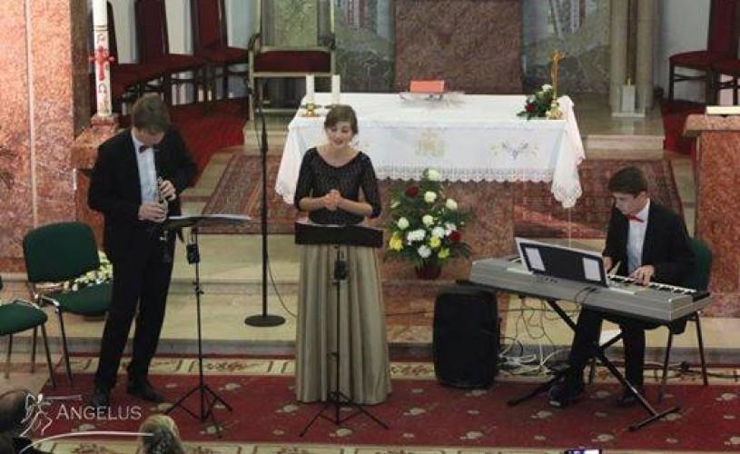 La București continuă Festivalul de muzică sacră belgiană