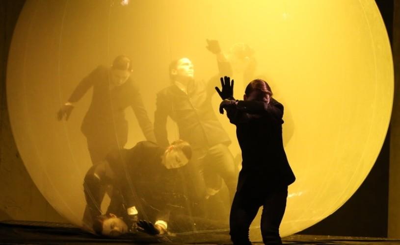Premiera spectacolului Rambuku a deschis stagiunea la Teatrul Național din Timișoara