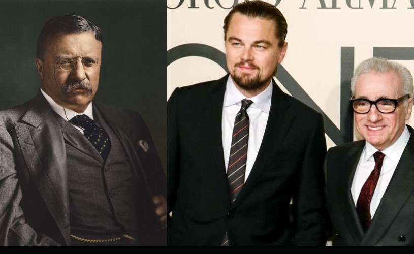 Theodore Roosevelt. DiCaprio și Scorsese, o nouă colaborare