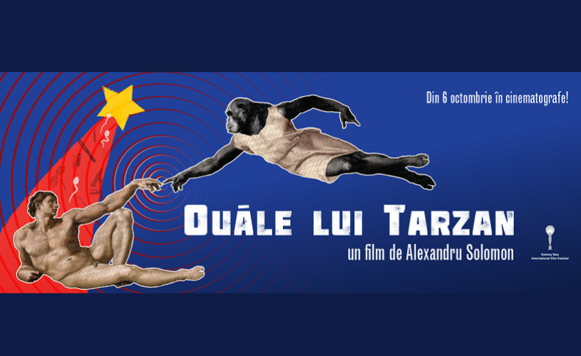 """Ouăle lui Tarzan"", la Russian Open Documentary Film Festival"