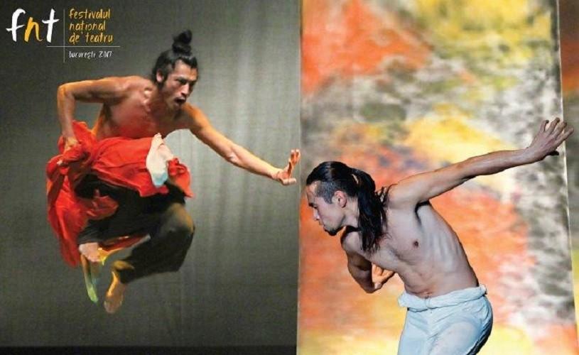 Won Won Myeong și Yutaka Nakata, workshop de dans contemporan la FNT 2017