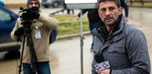 """Andi Vasluianu: """"Jurnalismul e adrenalină. E ca la actori, nu te lasă în pace, altfel nu funcționezi"""""""