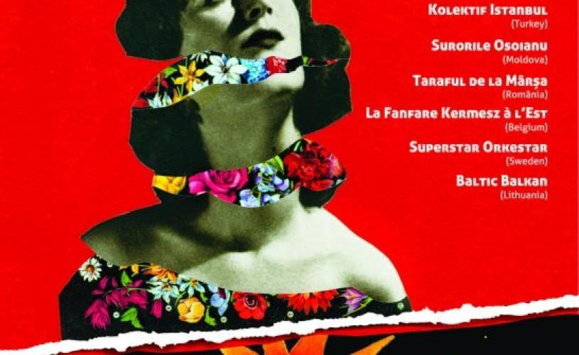 Balkanik Festival invadează Gara Regală Băneasa