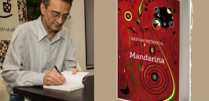Mandarina – Răzvan Petrescu își lansează noul volum de proză scurtă