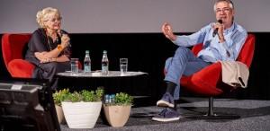 O seară cu Marcel Iureș: frumos, superb, extraordinar, fantastic