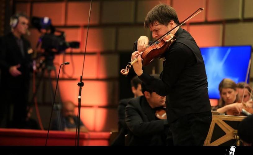 Joshua Bell – muzică și teatru la pachet