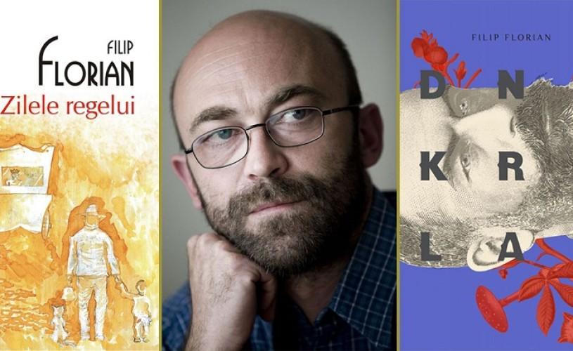Filip Florian, finalist la Premiul Angelus, 2017