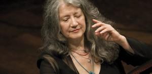 Legendara pianistă Martha Argerich revine pe scena Festivalului Enescu 2017, după zece ani
