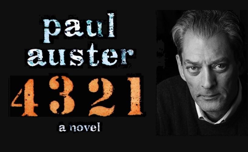 Noul roman al lui Paul Auster, printre finalistele la Premiul Man Booker