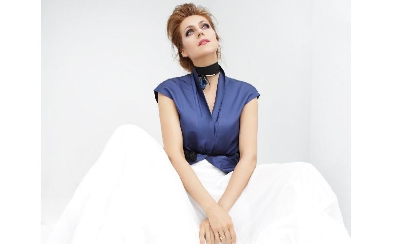 Celebra soprană Kristine Opolais, pe scena Festivalului Enescu