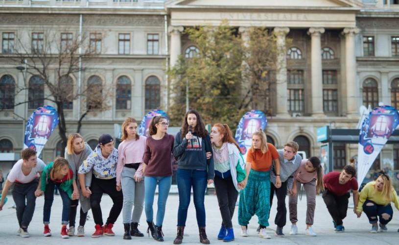 Teen-Fest aduce teatrul tânăr în spațiul urban