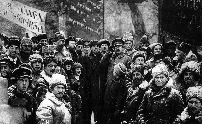 Revoluția bolșevică, o sută de ani mai târziu
