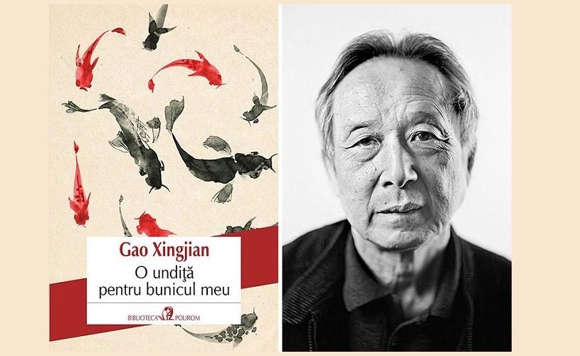 Gao Xingjian, laureatul Nobel în anul 2000, la Polirom.