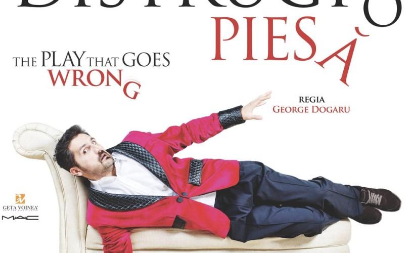 Comedia-revelație în teatrul internațional ajunge la București