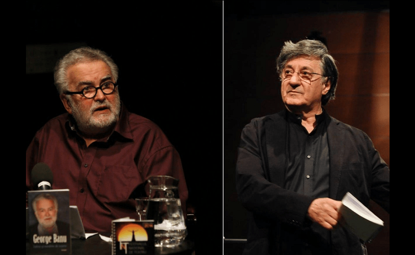 Conferințele Ateneului Român: George Banu în dialog cu Ion Caramitru. FNT 2017