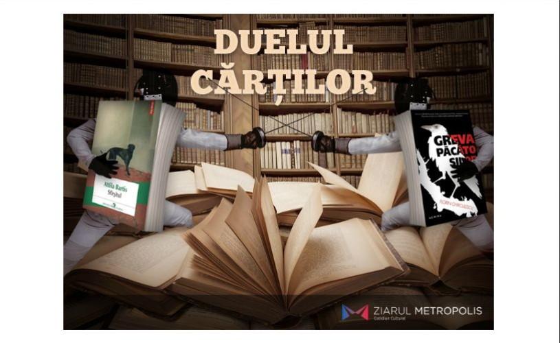 Florin Chirculescu sau Attila Bartis? Care este cartea lunii septembrie?