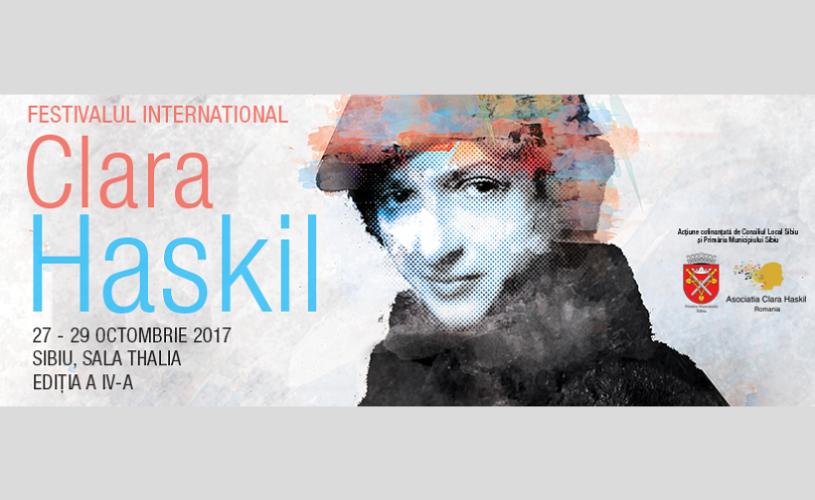 Regal de concerte de muzică de cameră, la cea de a IV-a ediție a Festivalului Internațional Clara Haskil