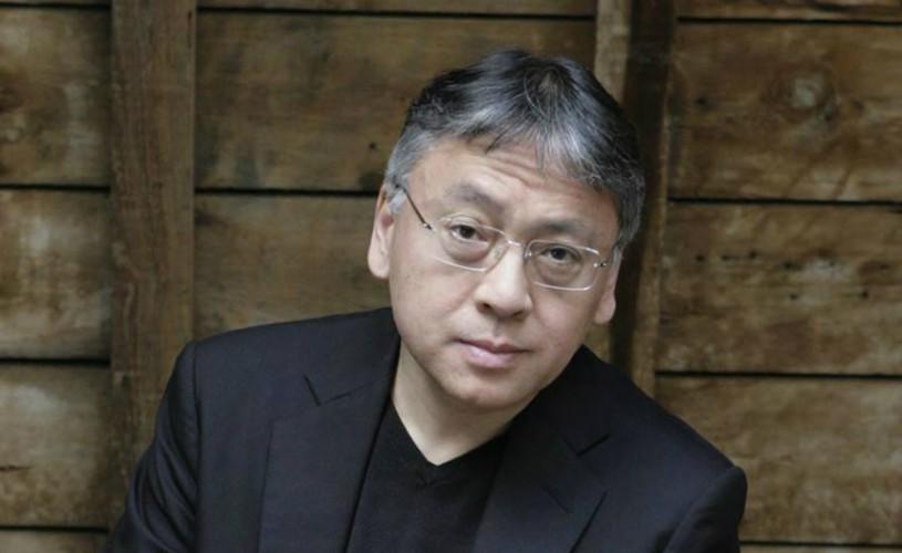 Kazuo Ishiguro a luat NOBEL-ul pentru LITERATURĂ