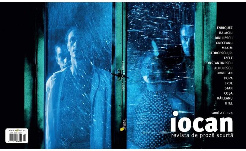 Iocan 4.  Revista de proză scurtă – lansare
