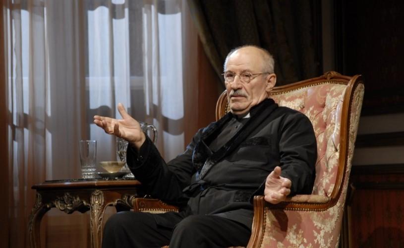 Serile Filmului Românesc la TNB, cu Victor Rebengiuc
