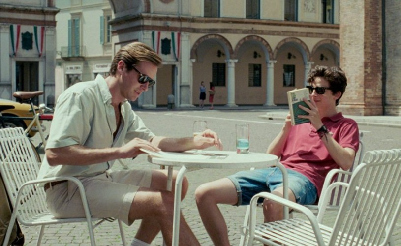 """Call Me by Your Name"", o poveste gay din Italia anilor '80, cel mai bun film la Gotham Awards 2017"