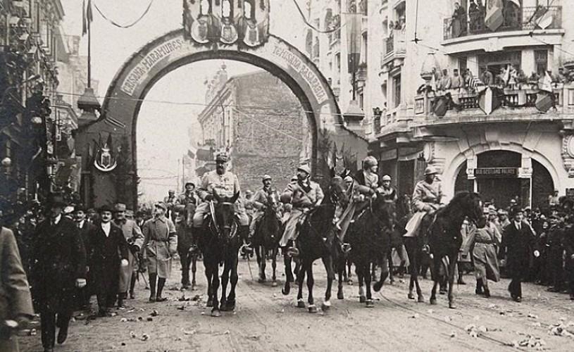 1 Decembrie 1918, prin ochii Reginei Maria