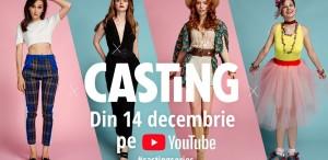 CASTiNG – o producție originală DIUD, din decembrie pe YouTube