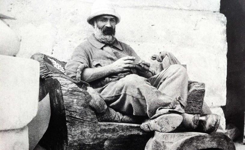 Repere din viața unui geniu. Constantin Brâncuși