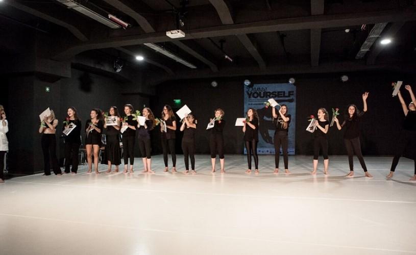 Nu ratați ultimul spectacol al atelierului Dance Yourself!