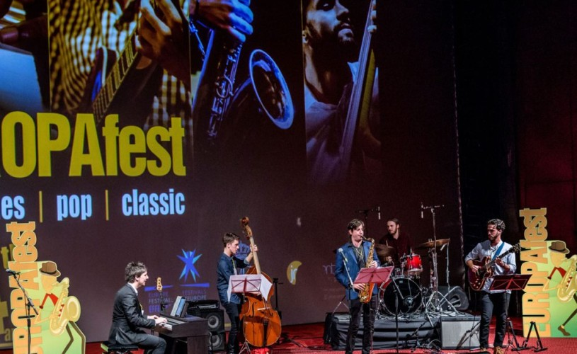 EUROPAfest 25 lansează Bucharest International Jazz Competition 2018