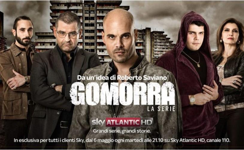 """Peste un milion de italieni au urmărit lansarea celui de-al treilea sezon al serialului """"Gomorrah"""""""