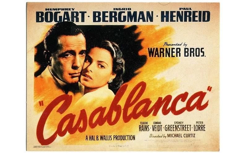 Casablanca. 75 de ani de la lansarea filmului care a făcut istorie