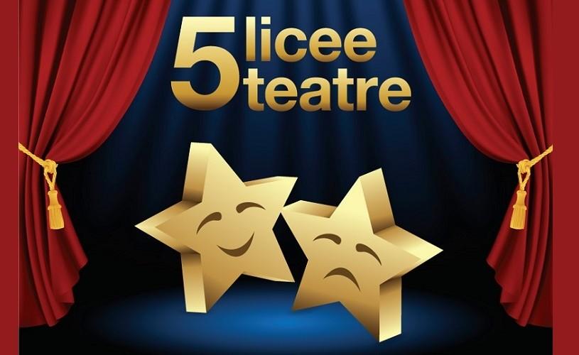 Gala 5 licee – 5 teatre 2017