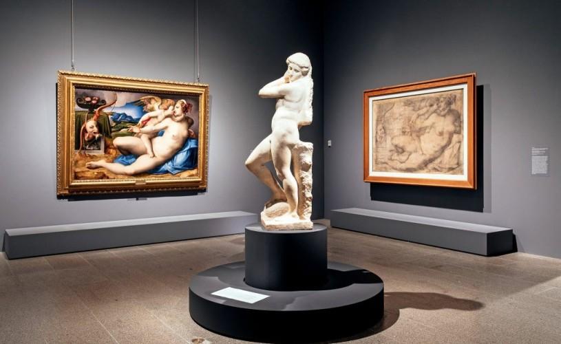 Cea mai mare expoziţie dedicată lui Michelangelo, la Metropolitan Museum of Art
