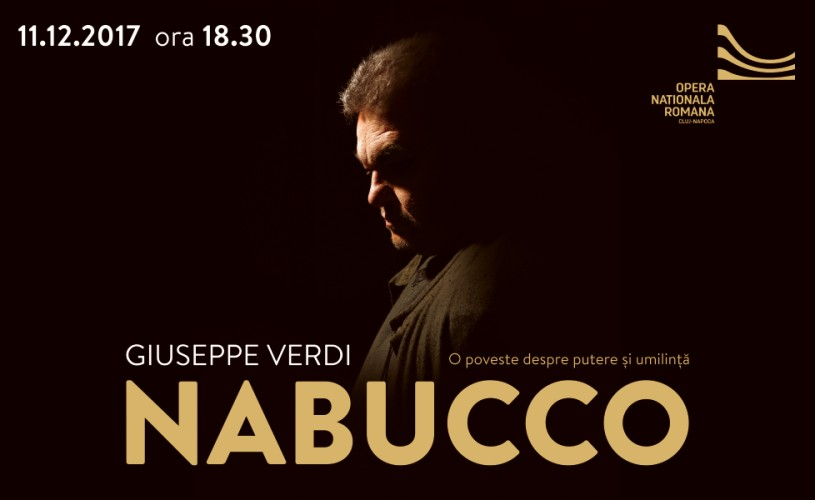 """Nabucco"", un spectacol-eveniment la Cluj"