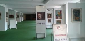 Expoziții la sfârșit de an la Teatrul Național