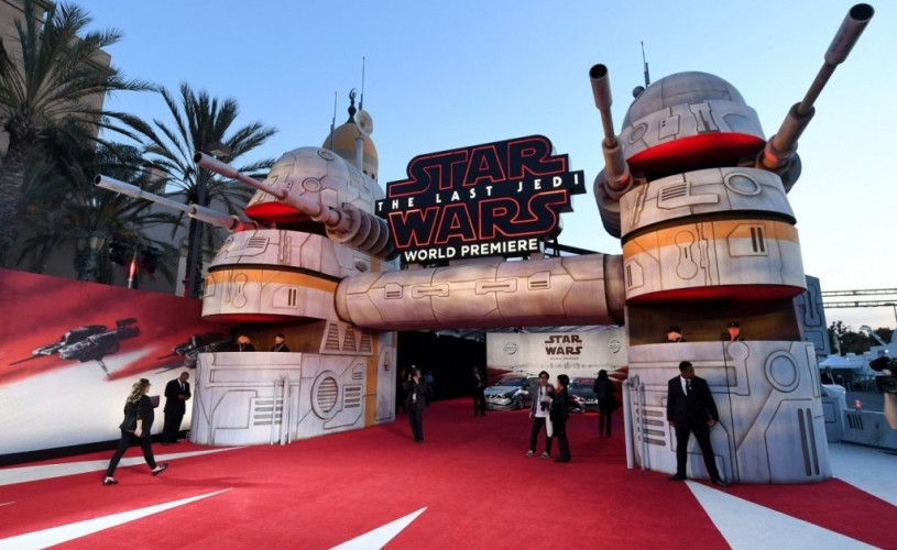 """Star Wars: The Last Jedi"" a avut premiera mondială la Los Angeles"