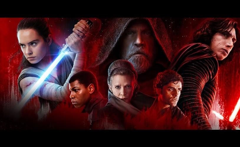 Star Wars: The Last Jedi, încasări de aproape jumătate de miliard de dolari în weekend