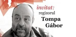 Tompa Gábor vine la Întâlnirile Yorick