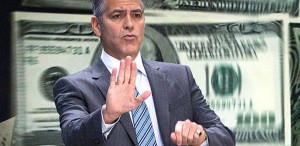 Le-a dăruit câte un milion de dolari prietenilor săi... George Clooney, who else?