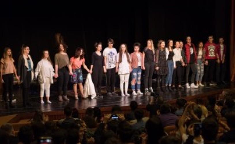 Gala 5 licee – 5 teatre și-a desemnat câștigătorii