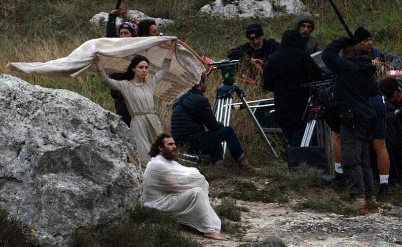 A aparut trailerul filmului Maria Magdalena, cu Joaquin Phoenix şi Rooney Mara