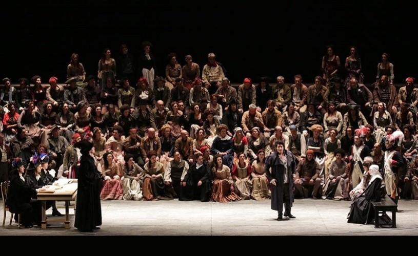 "Opera ""Andrea Chénier"" a deschis stagiunea la Scala din Milano"