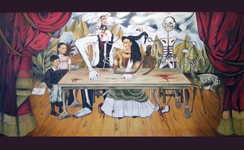 În cautarea unui tablou al Fridei Kahlo…